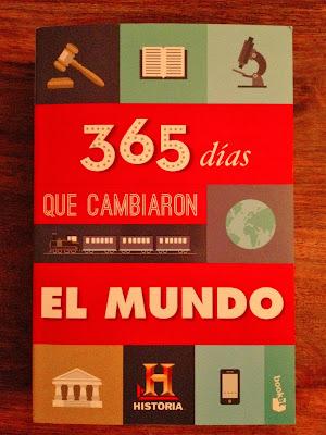 Colección de libros del Canal Historia - Canal Historia - History Channel - History Channel Iberia - El troblogdita - ÁlvaroGP - Historia - Efemérides