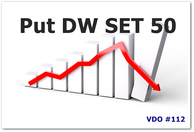 เรียน Elliott Wave DW Set 50