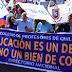 Paro Nacional Docente en todo Chile este próximo 28 de agosto.