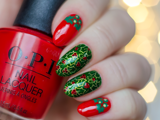 "OPI ""My Wishlist Is You"" swatch"