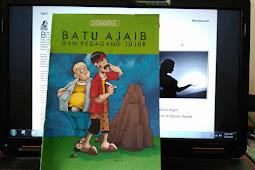 Resensi Buku Dongeng Anak - Kejujuran Membawa Kemujuran
