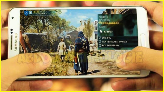 أفضل 3 ألعاب أندرويد لن تندم إن جربتها  | لعبة assassin's creed ستدهشك