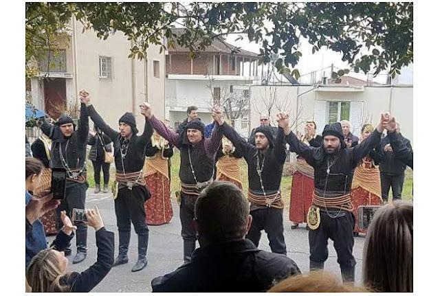 Σε Ποντιακούς ρυθμούς γιορτάστηκαν τα κούλουμα στην Πατρίδα Βέροιας