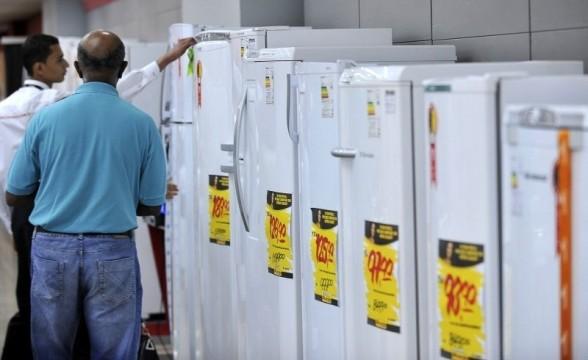 Trocar eletrodomésticos com 505 de desconto nas lojas Colombo