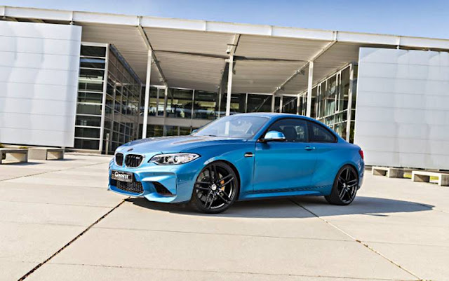 2016 BMW M2 By G-Power unveiled with 410 HP and 570 Nm of torque