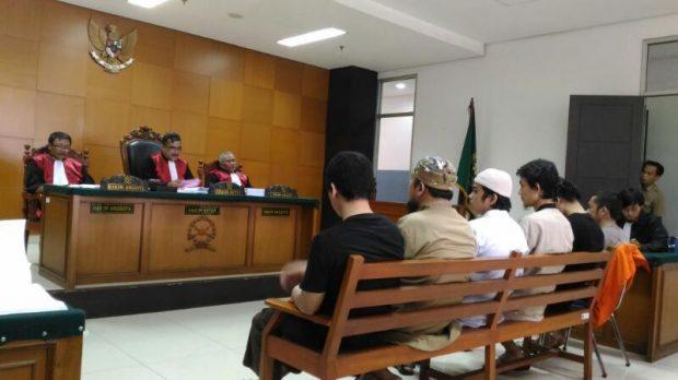 Belum Siap, Sidang Tuntutan Katibah Gonggong Rebus Ditunda