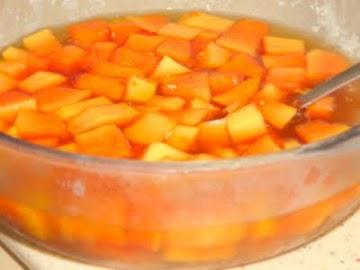 Resep Masakan – Asinan Pepaya