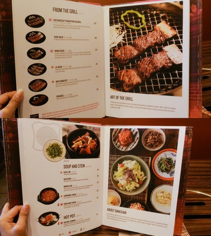 Sariwon Korean Barbeque review