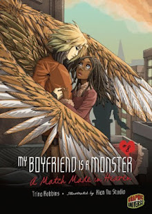 My Boyfriend Is a Monster:#08 A Match Made in Heaven