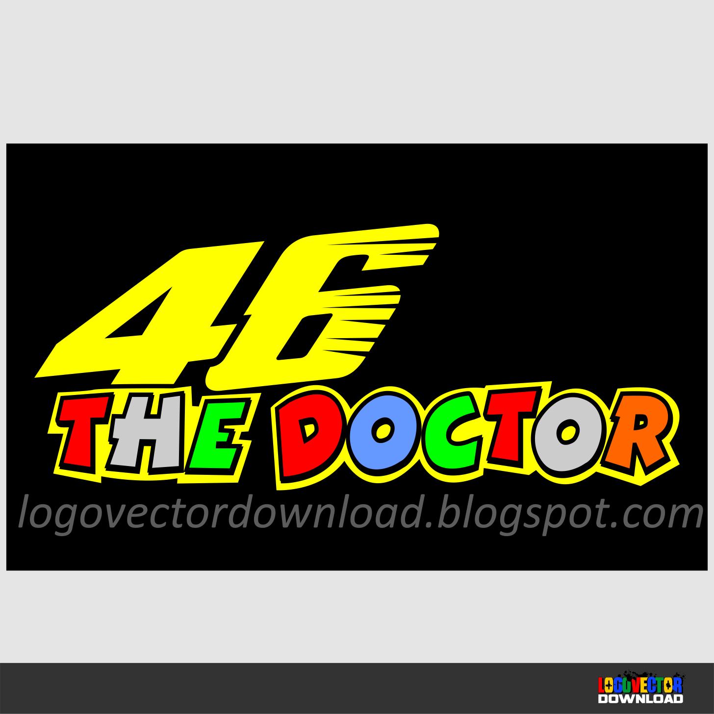 46 the doctor logo vector cdr download logo vector download