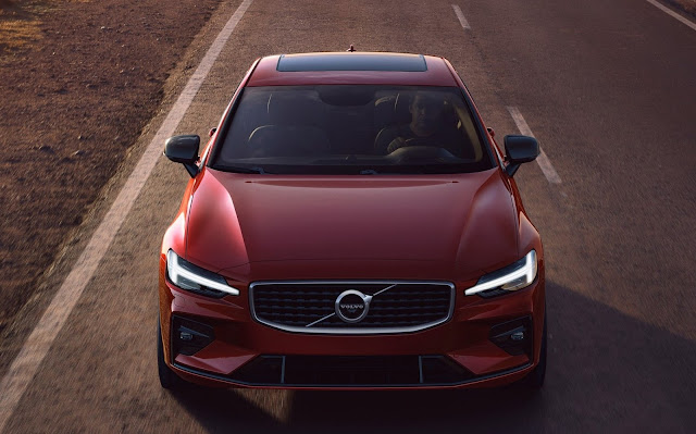 Novo Volvo S60 2019