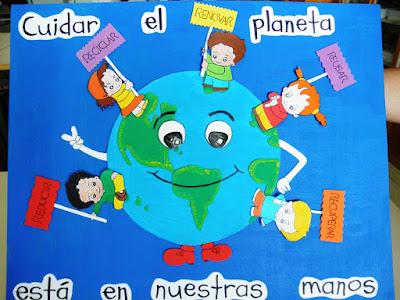 educacion ambiental cuidar el planeta