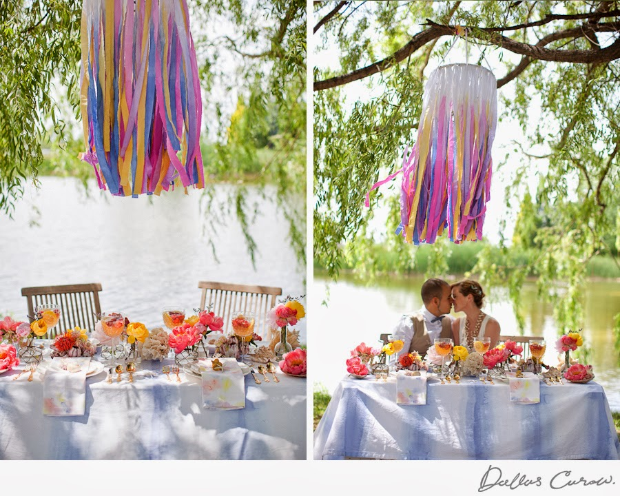Wedding Trends For 2014 Watercolour Wedding Theme
