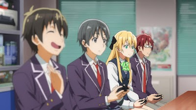 Gamers! BD Subtitle Indonesia Batch