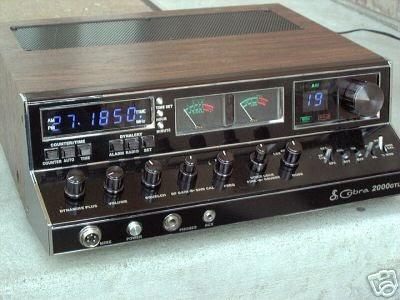 rogeletryc radios transmissores cobra 2000 ano 1977. Black Bedroom Furniture Sets. Home Design Ideas
