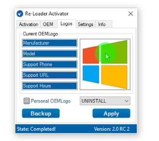 Re-Loader Activator 2.0 RC 2 (2015) [Windows & Office Activator]