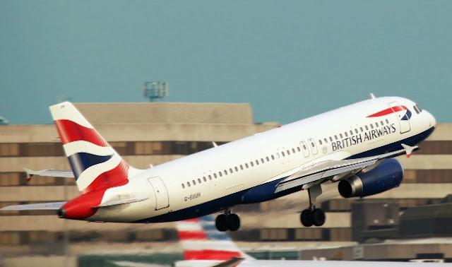 #Blogtober16-Day-21-What-Am-I-Afraid-Of-British-airways-airplane-taking-off