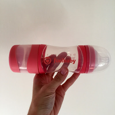 Fuelbaby bottle Review and Giveaway