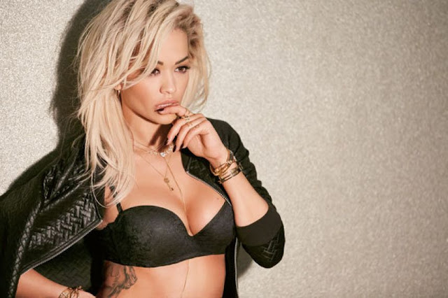 Música en imagen: Rita Ora