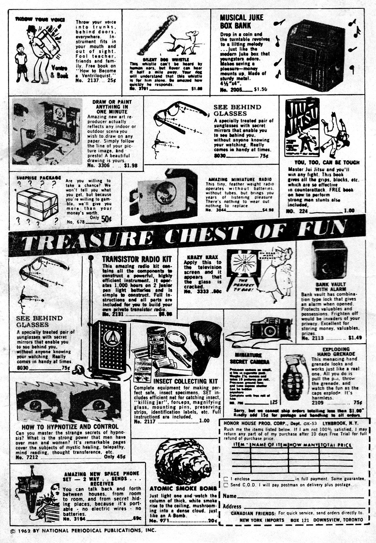 Strange Adventures (1950) issue 139 - Page 2