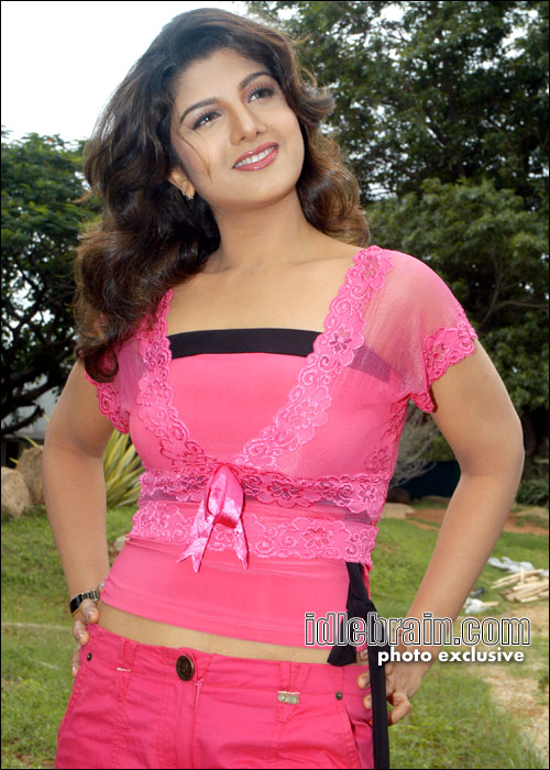 Old Sexy Thigh Actress Rambha Hot Photos Hd-6061