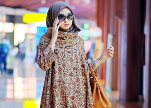 Baju Muslim Dian Pelangi 2018 Model Terbaru Baju Muslim Busana Muslim