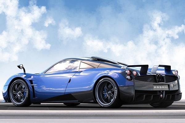 pagani huayra top speed - 1264×711