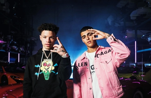 Lil Mosey & Lunay - Top Gone