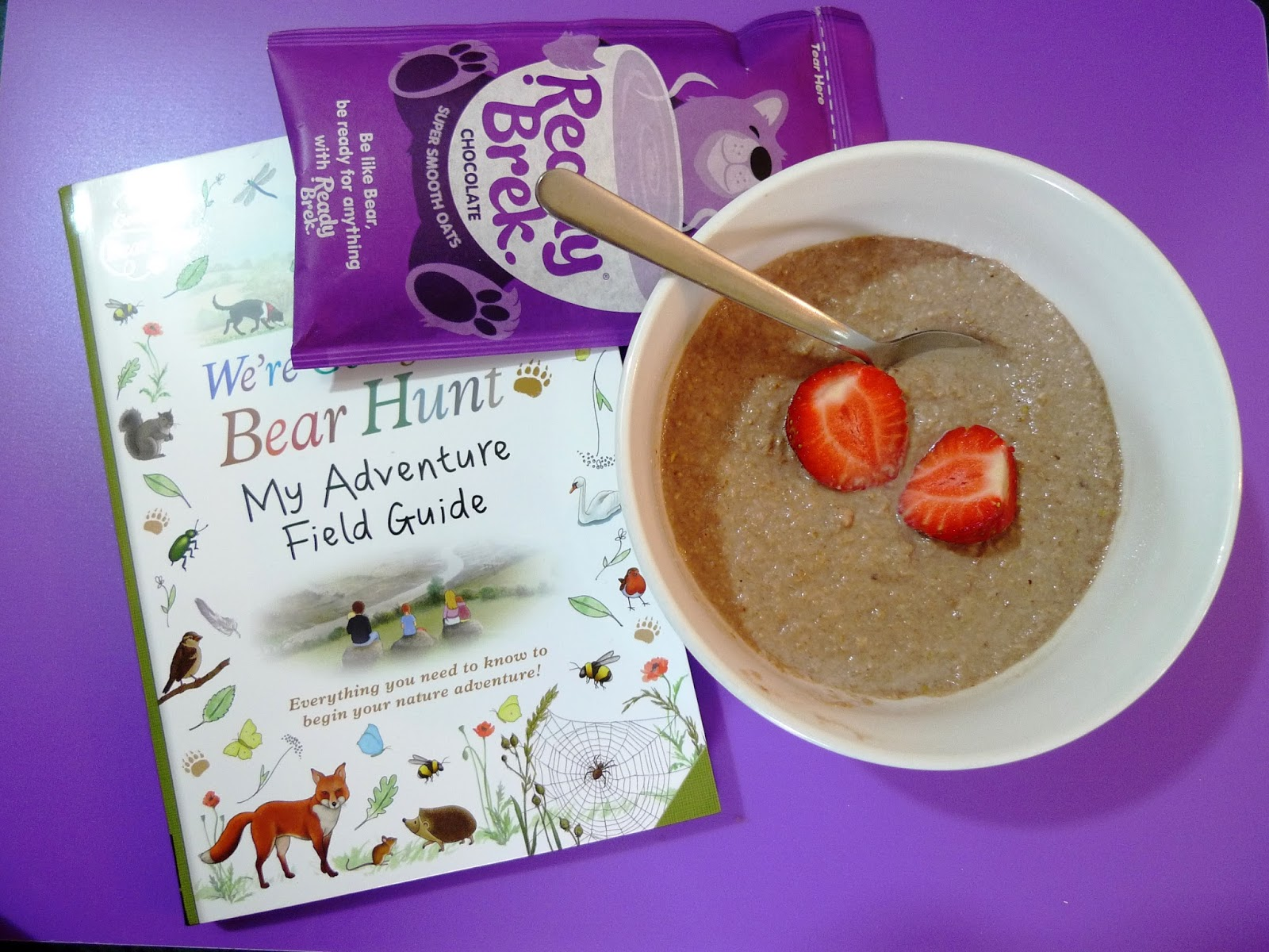 Going On A Bear Hunt With Ready Brek Ad