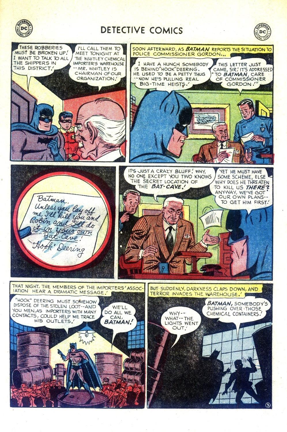 Read online Detective Comics (1937) comic -  Issue #188 - 5