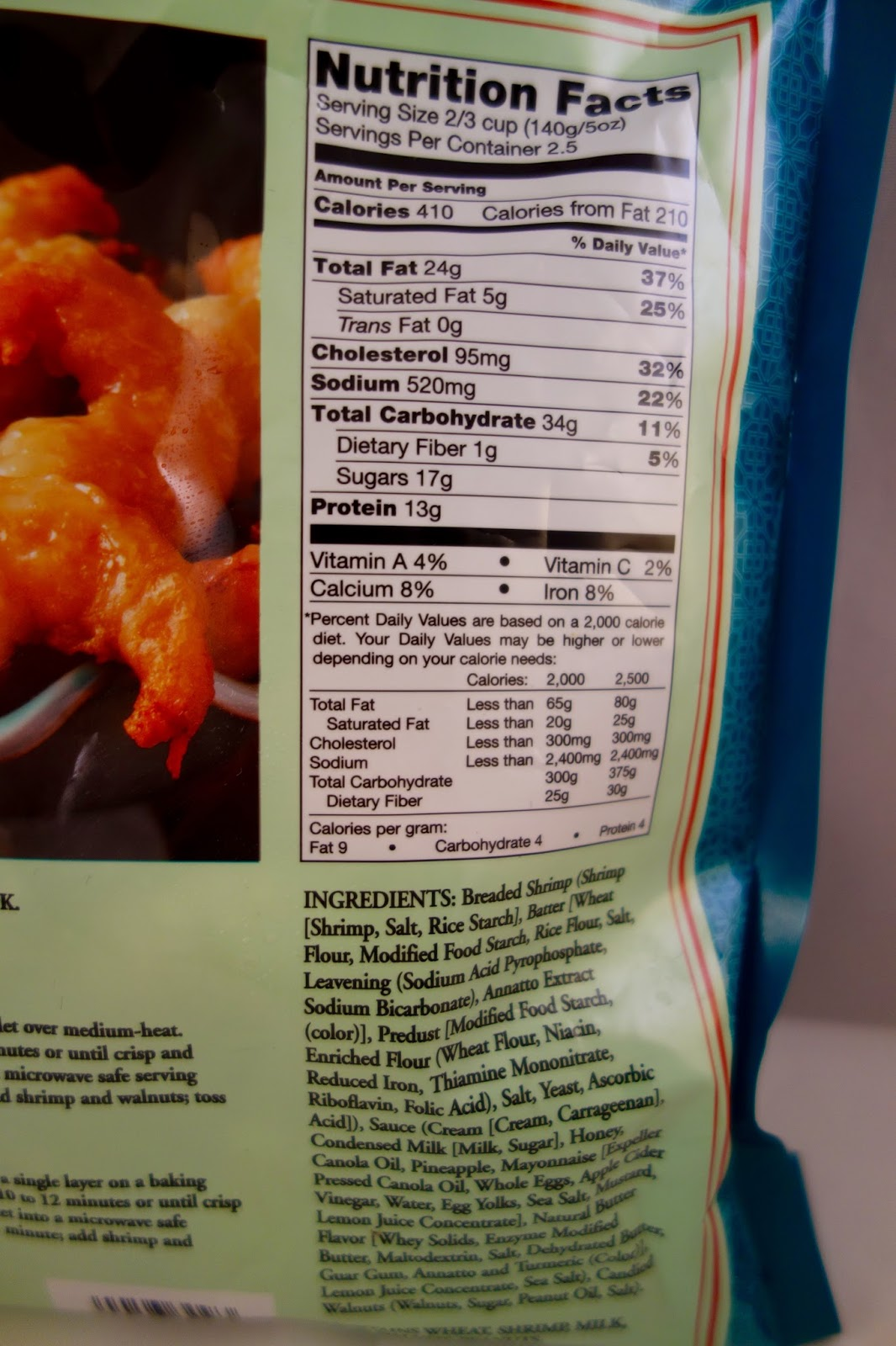 Trader Joe S Honey Walnut Shrimp