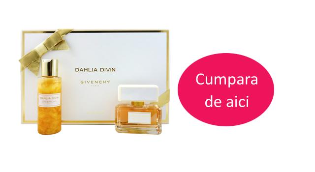 Set cadou femei Givenchy - Dahlia Divin