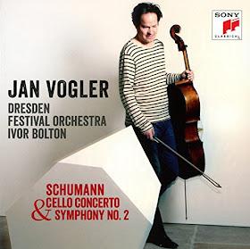 Jan Vogler, Dresden Festival Orchestra, Ivor Bolton - Schumann Cello Concerto & Symphony No.2