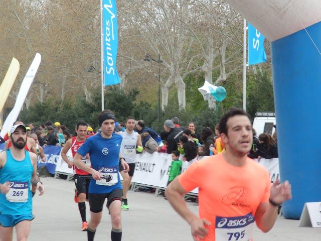 Medio Maratón Villa de Madrid
