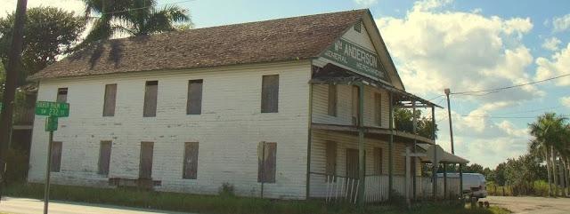Anderson General Store en las Redlands