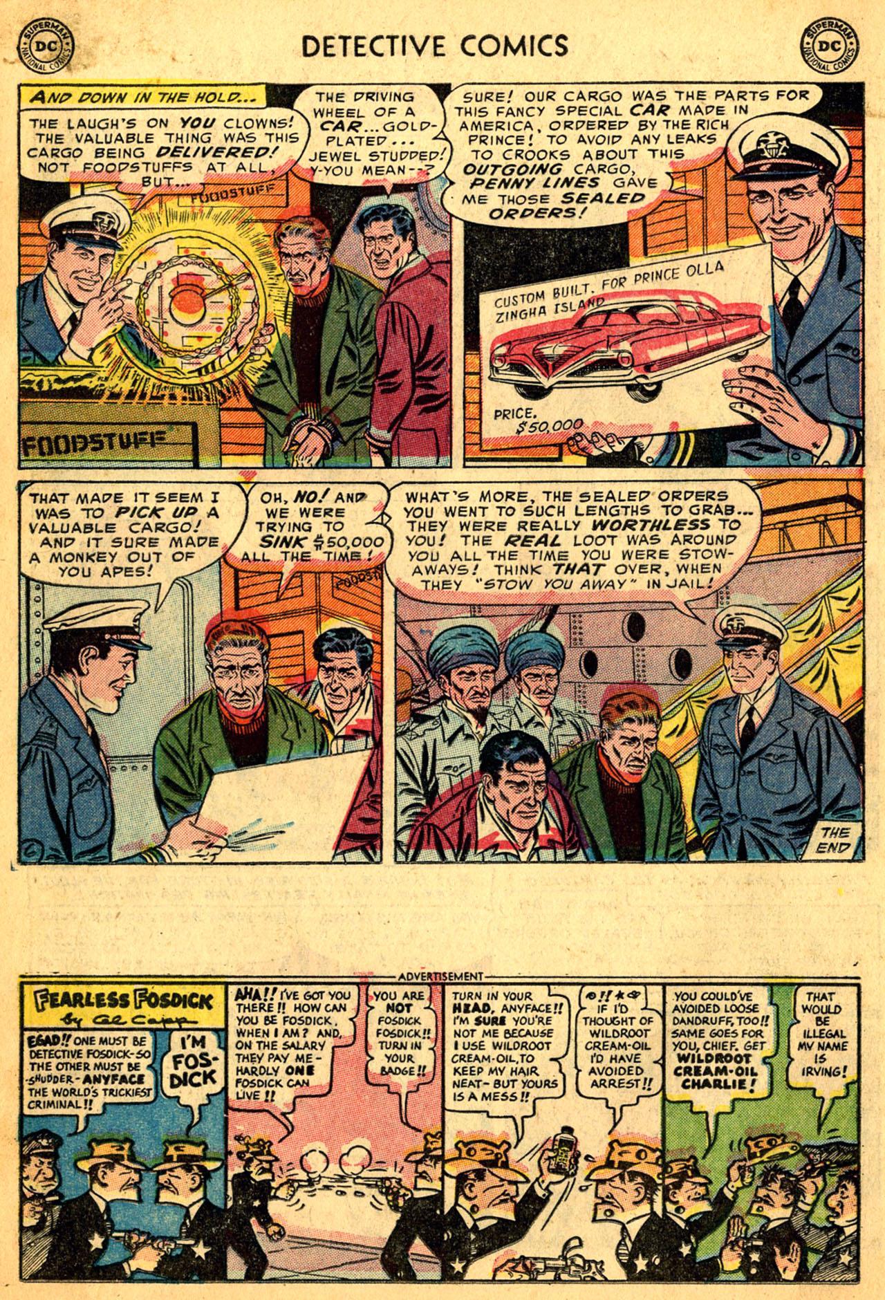 Read online Detective Comics (1937) comic -  Issue #205 - 30