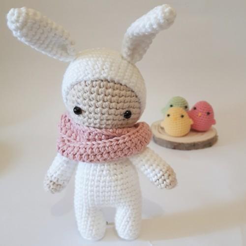 Iris Bunny - Free Pattern