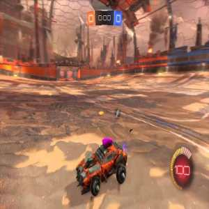 Rocket League Chaos Run Game For PC Full Version