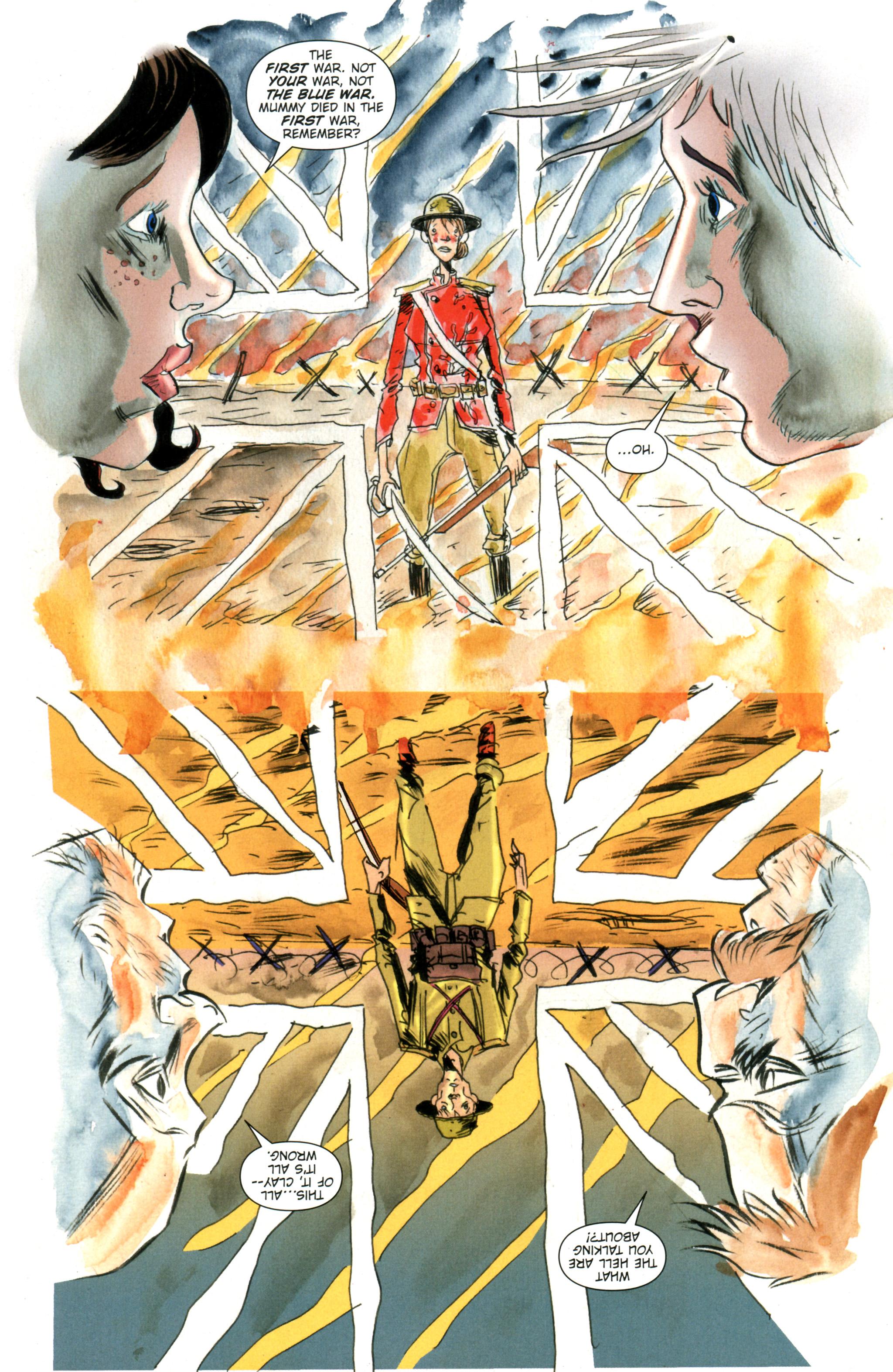 Read online Trillium comic -  Issue #5 - 7