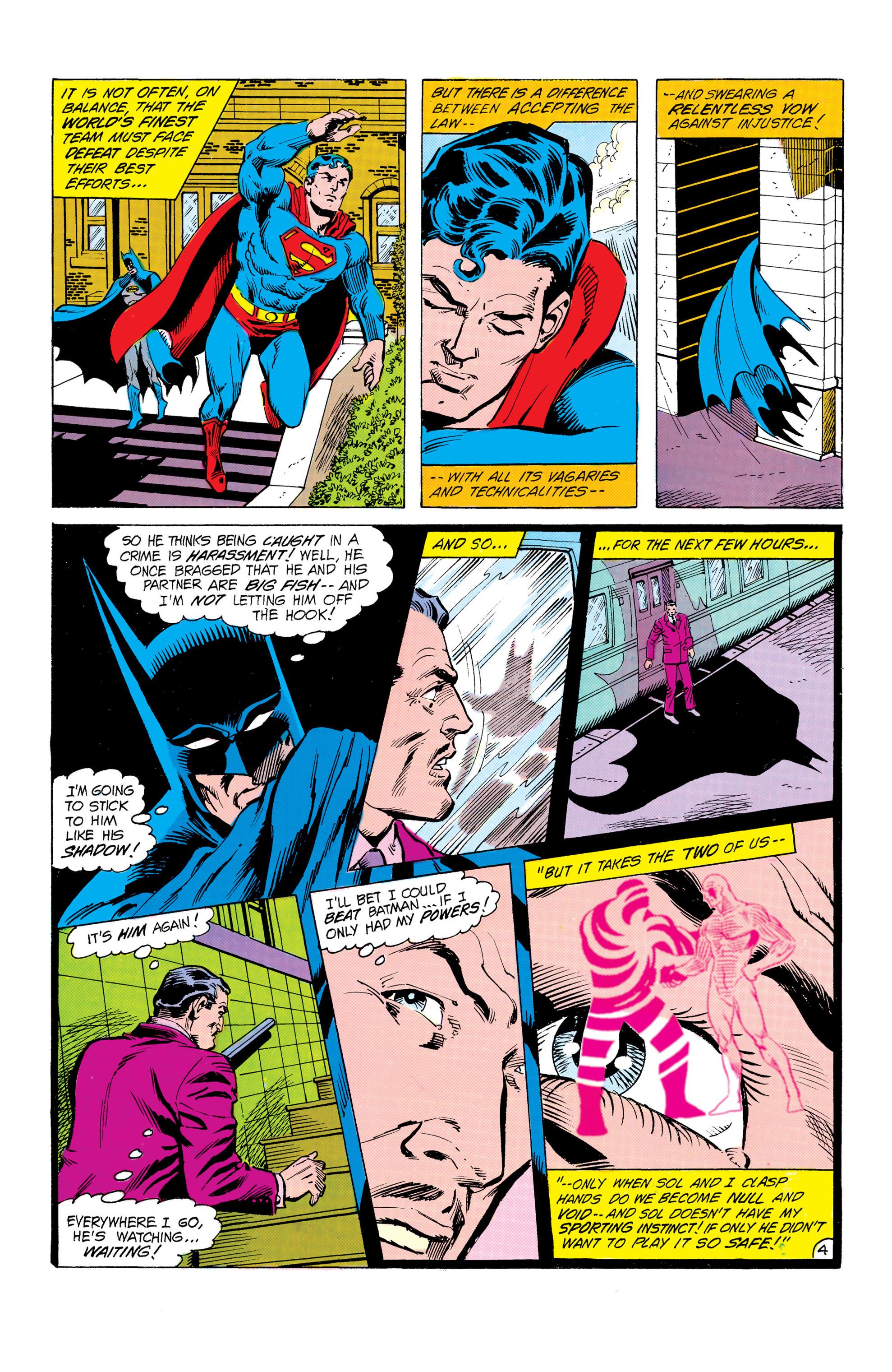 Read online World's Finest Comics comic -  Issue #304 - 5