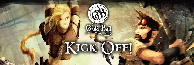 Guild ball kick off news