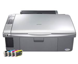 cd installation imprimante epson stylus dx4450