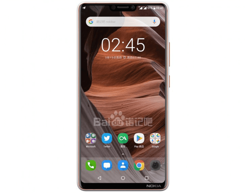 HMD Global to launch the new Nokia X6 with notch and Helio P60 or SD636?