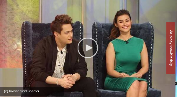 Watch: Liza Soberano and Enrique Gil on TWBA's Fast Talk