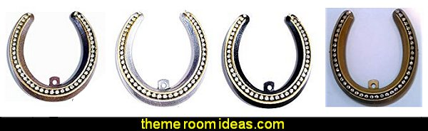 Lucky Lady Horseshoe with Rhinestones   cowgirl bedroom ideas - Cowgirl theme bedrooms - Cowgirl bedroom decor - Cowgirl room ideas - Cowgirl wall decorations - Cowgirl room decor - cowgirl bedroom decorating ideas - horse decor - pink Cowgirl bedroom - rustic Cowgirl bedroom decor - Cowgirl room decorating ideas - horse murals - cowgirl decals - cowgirl bedding - cowgirl pillows - cowgirl bedrooms