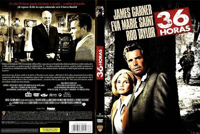 36 Horas (1965) | George Seaton | Cine clásico