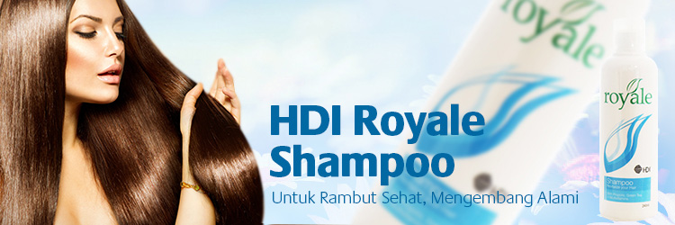 Royale shampoo