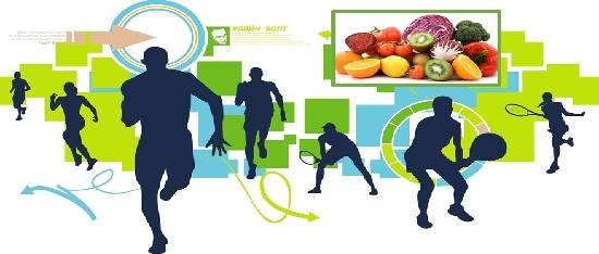 la nutrición y el deporte