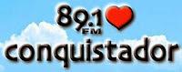 Logo Radio Conquistador 89.1 FM en vivo