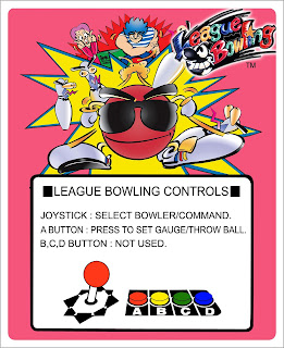 League Bowling ( Arcade )